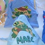 Textiles con materiales recicaldos
