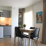 Appartement 4adultes - Cuisine