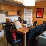 salle a manger /cuisine
