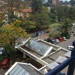 View from Nairobi
