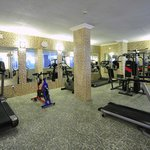 Fitness Center at the Activity Center