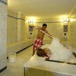 Turkish Bath at the Activity Center Hamam