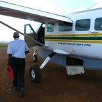 il mio ... volo da Malindi a Masai Mara