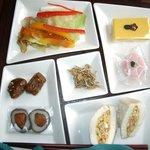 韓国のお餅のセット