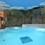 Pool und Saunen