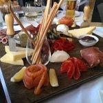 Artizan Platter - excellent idea for a wedding