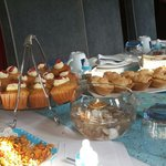High Tea- Baby Shower