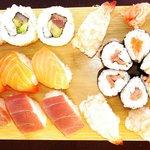Restaurant Yamasaki - lecker Sushi