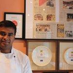 Chef Owner Praveen Kumar