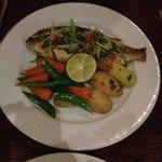BEAUTIFULLY COOKED FISH MAIN