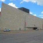 Front of the Winnipeg Art Gallery