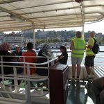 HISTORIC PENINSULA&GOLDEN HORN BY BIKE&TELEFERIC&BOAT