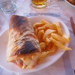 """""""The Packet"""" - a meal linked to the German occupation!"""