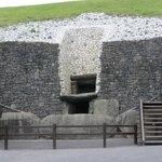 Newgrange access