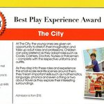 The City - Interactive Learning Playground