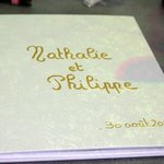 Lire d'Or mariage N&P