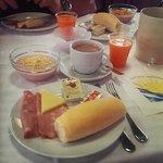 La mia colazione :P