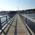 Foot Bridge To Town
