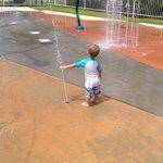 Water park at the koa