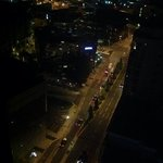 night view from room 2108
