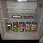 """Inside the """"Mini Bar is FREE...OMG!!!!"""" - one word; DISAPPOINTING"""