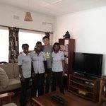with nice staff