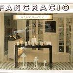 PANCRACIO escaparate tienda