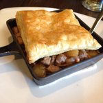Beef and Guinness Pot Pie.... Delicious