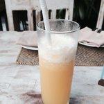 Fresh juice, mmmm!