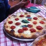 Was für eine Pizza !!!