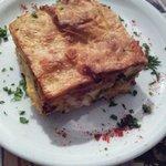 Spinach e Gamberetti Pie...deliziosa!!
