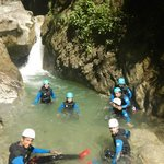 Canyoning- & abseiltours