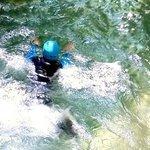 Canyoning à Annecy avec Mountacala