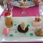 dessert tres bon