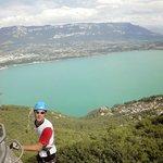 Via ferrata à Annecy avec Mountacala