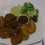 Mixed Vegetarian Entree