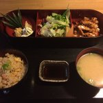 Bento Box (£10.50 during lunch time)