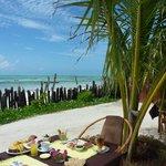 Breakfast in Belvedere Resort