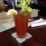 Bloody Mary Key West style