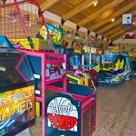 Pony Island Arcade at Frontier Town