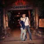 With my love at Carnivore