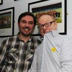 Bryan Lacey & Brian Higgins