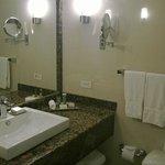 Área de lavamanos