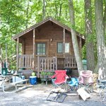 On-Site Campin' Cabins