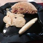 Hot pastrami on rye