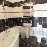 Ванная комната с джакузи