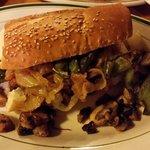 Veggie Burger.. da provare💪