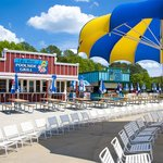 Lazy River Poolside Bar & Grill at Frontier Town