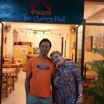 the Curry Hut. , Chang Rai