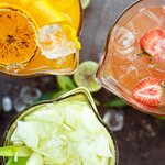 Домашние лимонады в ассортименте